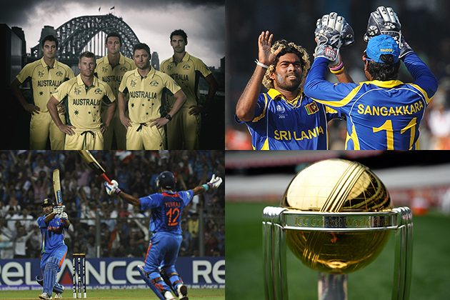 ICC Cricket World Cup 2015: Squads by the Numbers - Cricket News