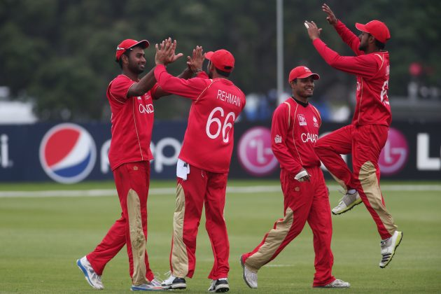Namibia, Canada and Nepal prepare to battle for Pepsi World Cricket League Division 2