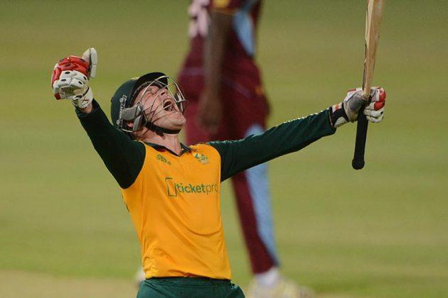 Van Wyk ton, Wiese five-for sink West Indies - Cricket News
