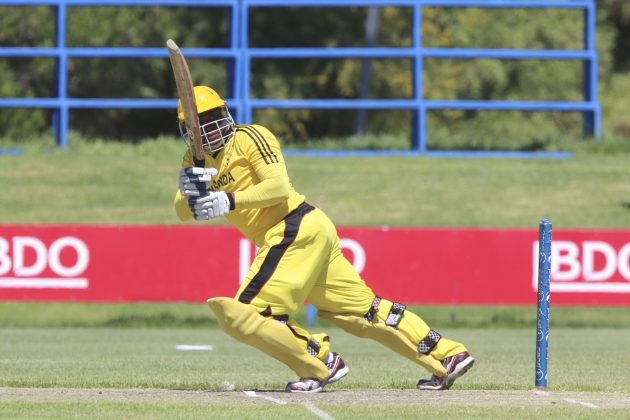 Uganda's Abram Mutyagaba reprimanded for breaching ICC Code of Conduct - Cricket News