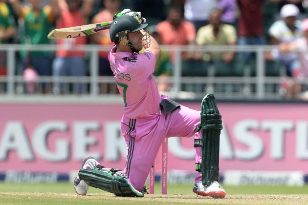 De Villiers 31-ball ton lights up Wanderers - Cricket News