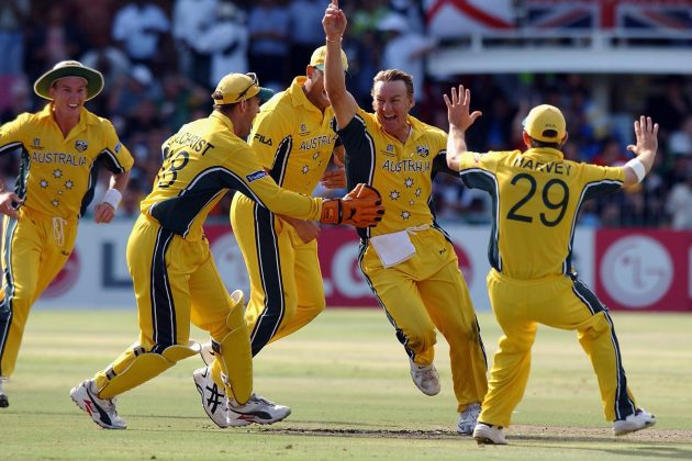 ANDY BICHEL: Kangaroos ruled the roost in Africa - Cricket News