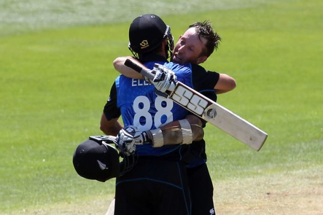 Ronchi, Elliott give New Zealand 3-1 lead - Cricket News