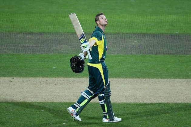 Smith leads from the front in tense chase - Cricket News