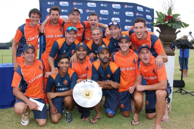 Netherlands crowned Pepsi ICC World Cricket League Division 2 champions - Cricket News