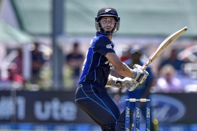 Williamson, Taylor, Anderson star in series-clinching win - Cricket News