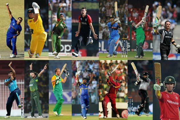 ICC Launches Official Fantasy League for ICC Cricket World Cup 2015 - Cricket News