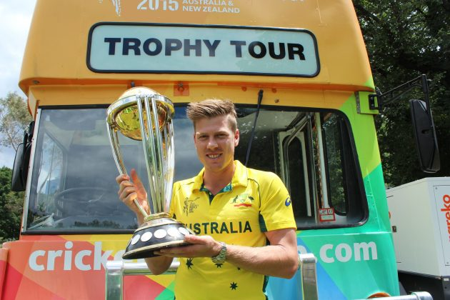 Around the wicket with: James Faulkner - Cricket News