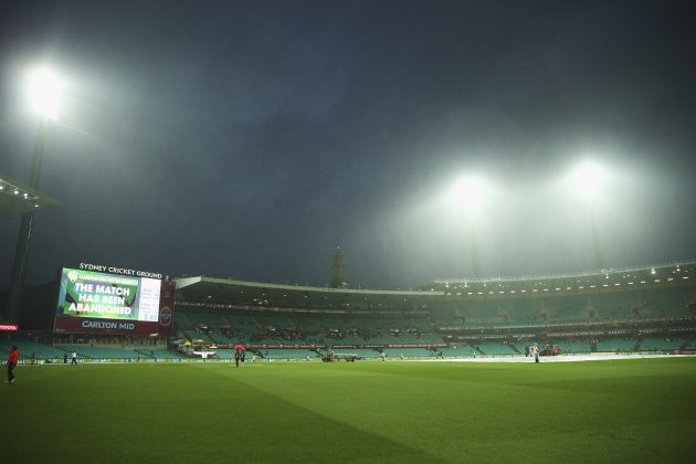 India's chances brighten after SCG washout - Cricket News