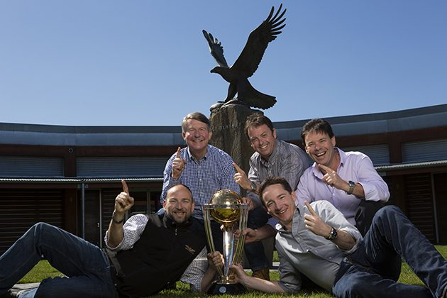 #cwctrophytour in Adelaide - Cricket News