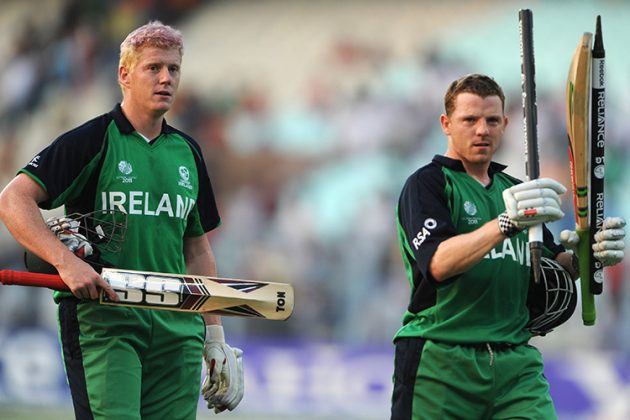 Brothers in Arms – Ireland's Kevin & Niall O'Brien - Cricket News