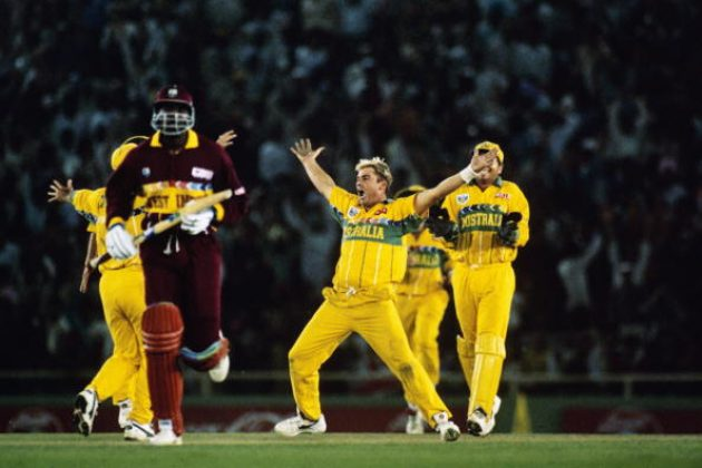 Classic World Cup Kits – 1996 - Cricket News
