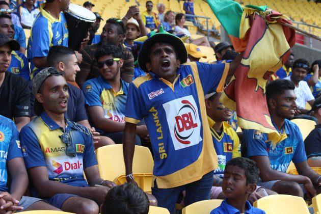 Sri Lanka's Super-fan arrives down under for #cwc15 - Cricket News