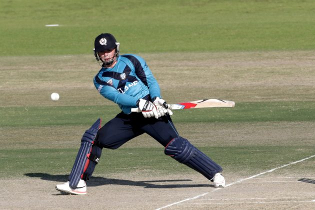 Machan, Evans power Scotland to big win - Cricket News