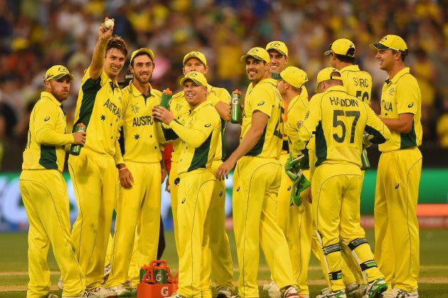 Finch, Marsh star in big Australia win - Cricket News