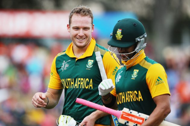 South Africa v Zimbabwe in numbers - Cricket News