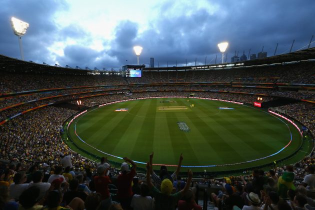 More than 80,000 enjoy the #cwc15 party at the MCG - Cricket News