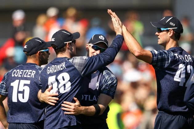 Scotland CWC15 Wrap - Cricket News