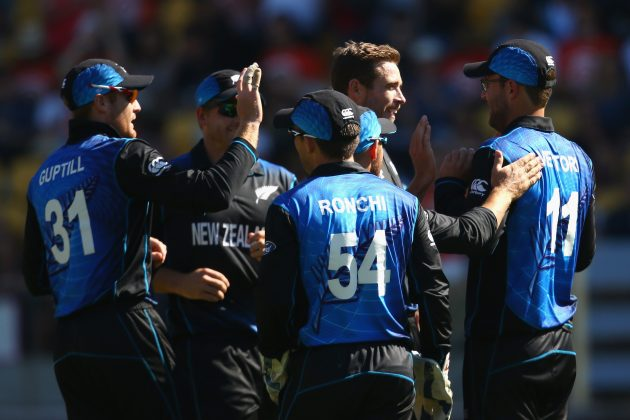 New Zealand v England: In Numbers - Cricket News