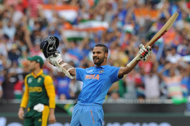 Dhawan ton studs India's comprehensive win - Cricket News