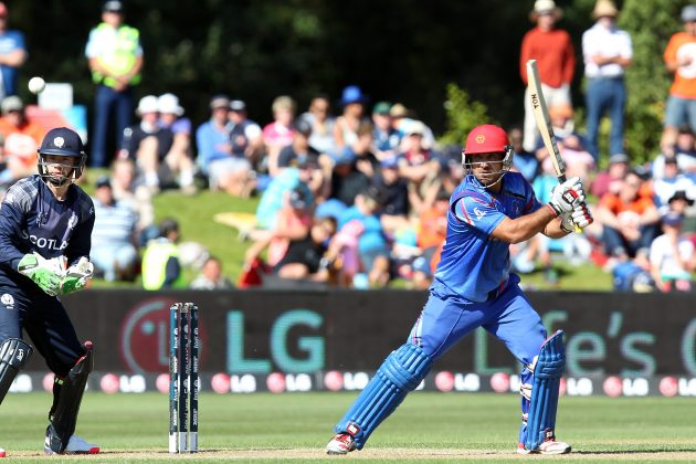 Shenwari rescues Afghanistan for historic win - Cricket News