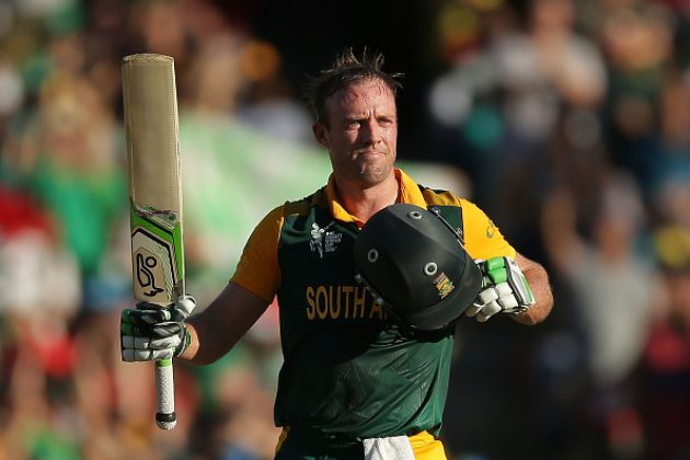 AB de Villiers blitzes records in big win - Cricket News