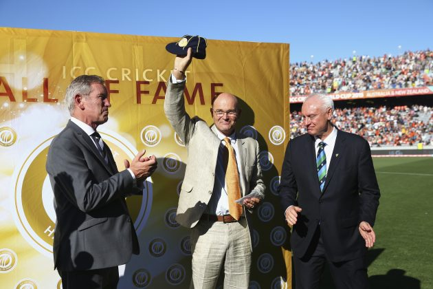 ​ICC statement on the passing of Martin Crowe - Cricket News