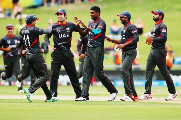 UAE levels series after thrilling five-run win - Cricket News