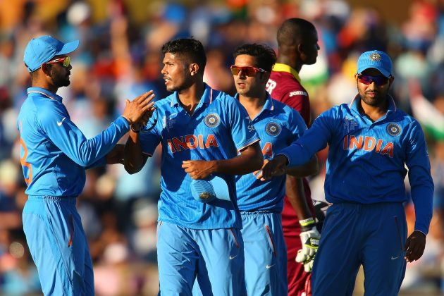 India secures place in the ICC Cricket World Cup 2015 quarter-final - Cricket News