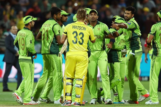 Watson and Wahab fined for breaching ICC Code of Conduct - Cricket News