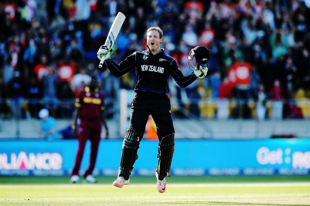 Guptill double-ton takes New Zealand to semi-final - Cricket News