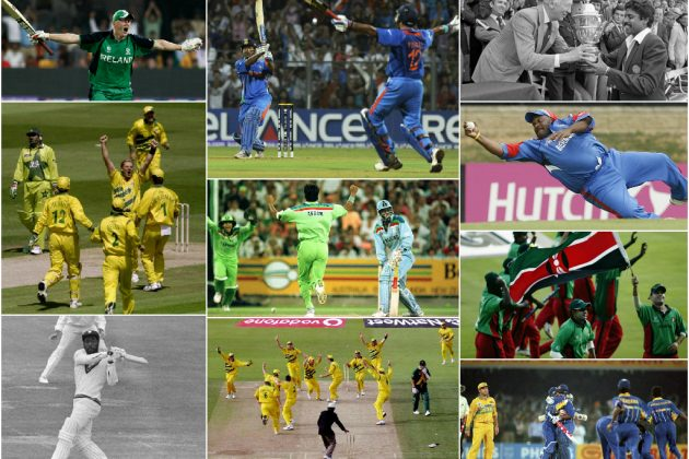 Vote on the World Cup's Greatest Moment from 1975 - 2011 - Cricket News