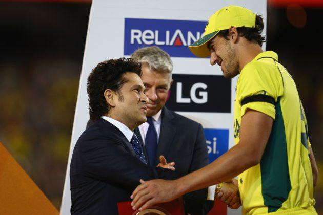 Mitchell Starc: Man of the Tournament - Cricket News