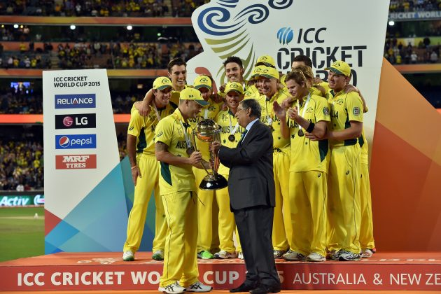 "ICC Chairman hails ICC Cricket World Cup 2015 as ""most popular in history"""