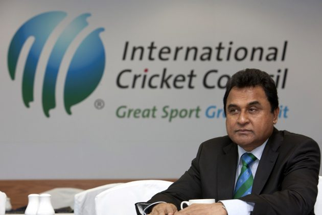 ICC confirms resignation of President - Cricket News