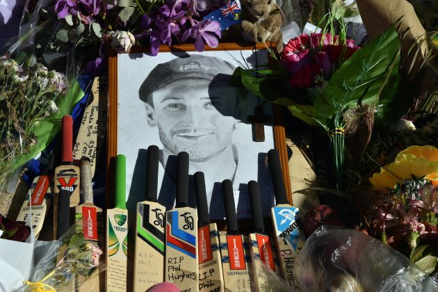 Nepal vs Australia 63-over Phillip Hughes Memorial tribute Match - Watch Live