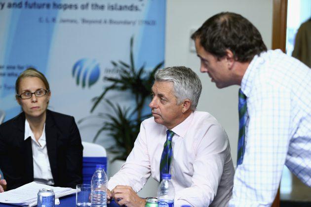 ICC meetings start in Dubai - Cricket News