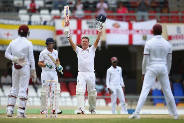 West Indies resists after Ballance ton - Cricket News