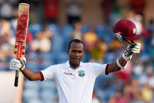 Brathwaite ton anchors the West Indies - Cricket News