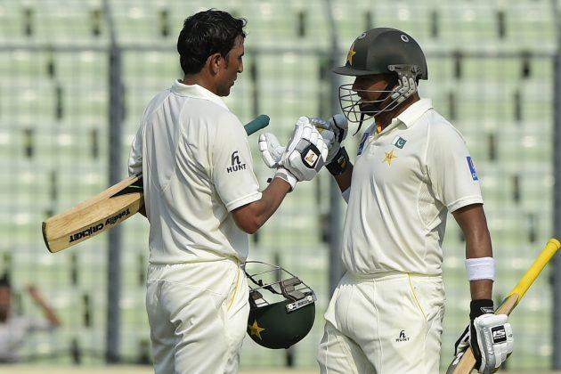 Younis, Azhar centuries push Bangladesh back - Cricket News