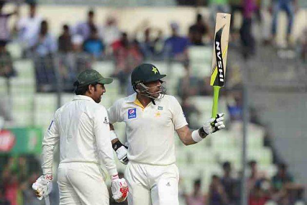 Pakistan sets Bangladesh target of 550 - Cricket News