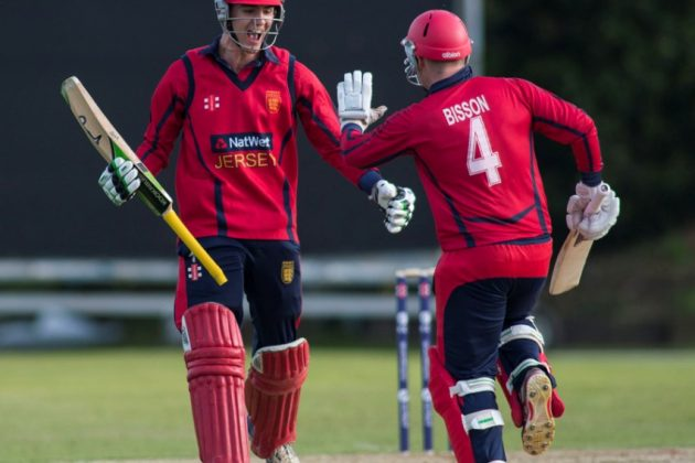Hosts Jersey beat Italy in thriller to top table on Day 1 - Cricket News