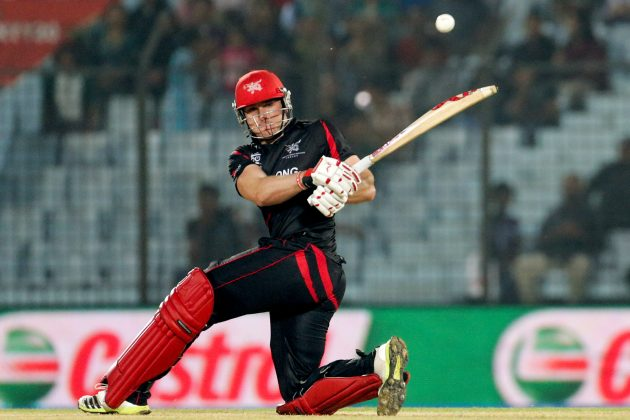 Hong Kong skipper Jamie Atkinson decides to step down from captaincy - Cricket News