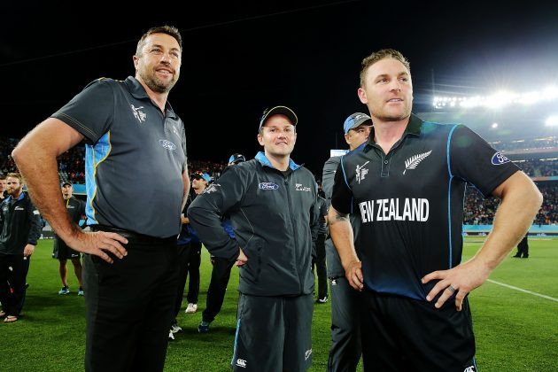 McCullum/Hesson in Queen's Birthday Honours‎ in New Zealand - Cricket News