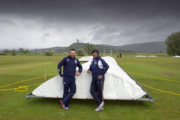 Rain washes out first day of Scotland-Afghanistan match - Cricket News