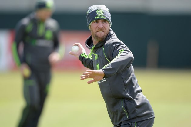 Ireland edges ahead - Cricket News
