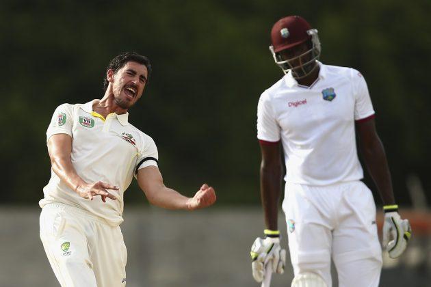 Starc, Hazlewood and Bishoo on the charge - Cricket News