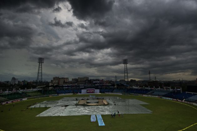 Stubborn rain washes out second day - Cricket News