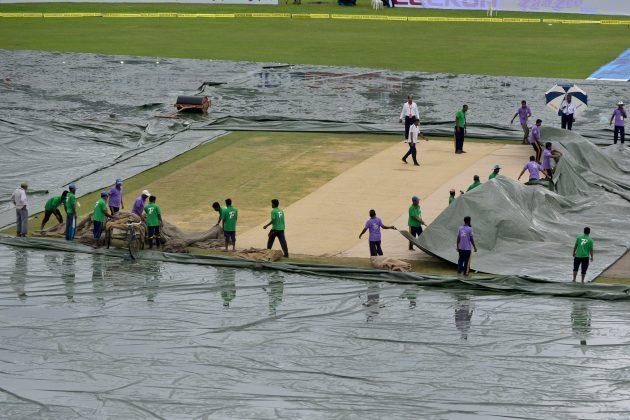 Rain ruins second ODI in Napier - Cricket News