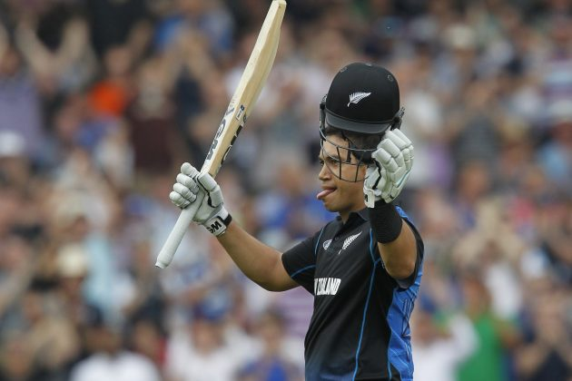 Taylor special helps New Zealand level series - Cricket News